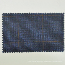 Loro Cadini moda italiana chaqueta informal tela de lana tela amarilla