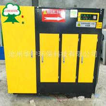 Purification économique et efficace des gaz résiduaires de Chine