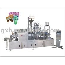 HCS-A Series Full Auto Premade Pouch Filling& Sealing Machine