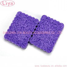 Beauty Square Thicken Facial cosmetic cleaning sponge Makeup kits