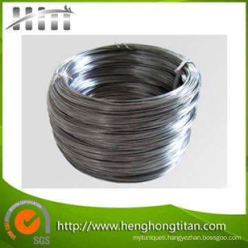 China Top Professional Manufacturer Supply Pure Nickel Wire