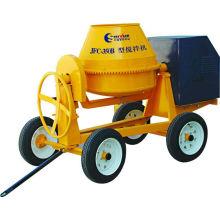 JFC350 mobile wheel small concrete mixer