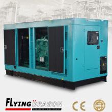 Con Cummins motor Stamfor alternador 200KW silencioso generador diesel 250KVA super silencioso diesel generador