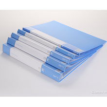 One Stop Shopping Office Supplies plastic A4 Clear Book file storage box holder 30 pages