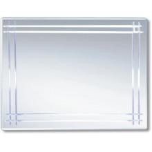 Espejo de baño de alta calidad en color plata (JNA035)