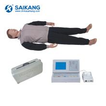 Manequim usado do CPR dos cuidados da emergência médica SKB-6A003