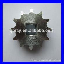 sprocket zinc plated