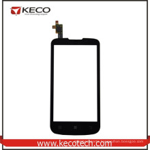 "4.5"" inch tft Capacitive Touchscreen Glass Digitizer Panel Replacement For Lenovo A800 Black"