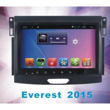 Android System Car DVD para la pantalla táctil de Everest con la navegación del GPS del coche