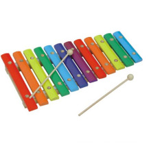 Wooden Xylophone in Multi Color