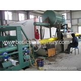 One Step Insulation Pipe Production Line