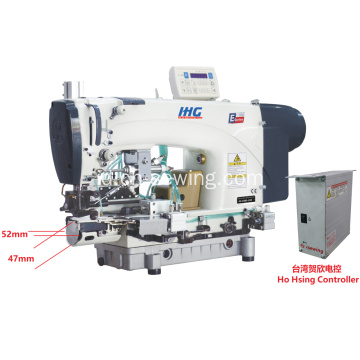 IH-639D-5P / 7PDirect Drive Lockstitch Mesin Hemming Bawah
