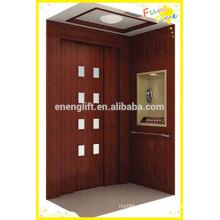 Seguro e confortável elevador em casa