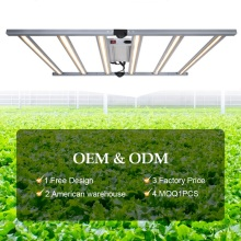 480W Articulating Bar Led Grow Light For Indoor
