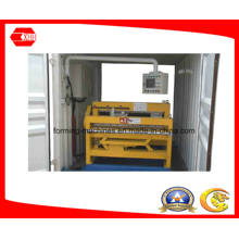 Automatic Taper Sheet Slitting Cutting Shearing Machine