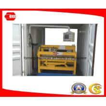 Automatic Taper Sheet Slitting Cutting Shearing Machine