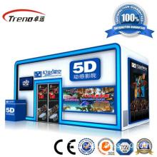 Good Quality 5D Theater Equipment Manufacturer (ZD-5D)