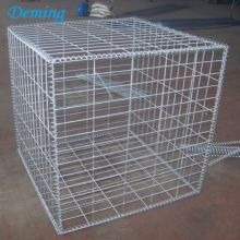 Dubbel Twist Heavy Galvanized Woven Gabion Basket