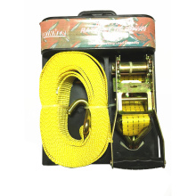 2''X27 'Plasticboard Ratched Tie Down Strap