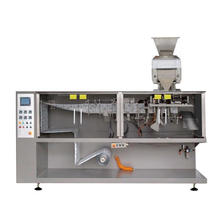 Machine à compter et machine à emballer électronique automatique de sac lié