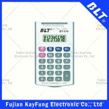 Calculateur de taille de poche à 8 chiffres inversable (BT-210)