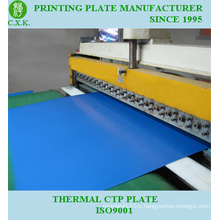 High Resolution Wide Developing Tolerance Sensitive CTP Plate