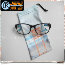 Microfiber Cloth for Phone Case with Drawstring