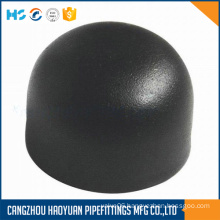 Steel Butt Weld Pipe Fittings Steel Pipe Cap