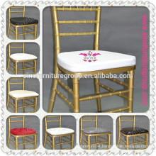 sinofur soft & hard chiavari chair cushions
