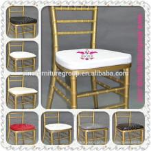 Almofadas de cadeiras chiavari macias e duras de sinofur