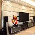 Décoration intérieure de sculpture moderne Statue de luxe pour bureau