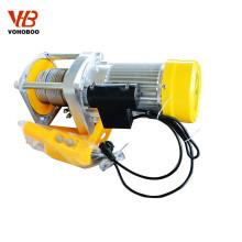 Guincho elétrico do preço de fábrica 5 toneladas com o freio do guincho 440v