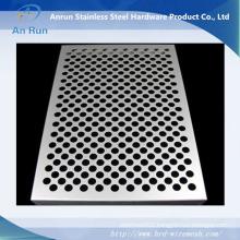 Perforated Aluminum Metal Curtain Wall