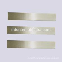 New design silver layer cover copper metal bimetal strips