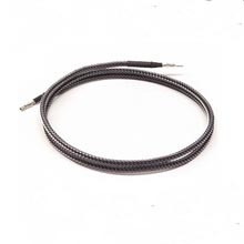 Carbon Sleeved ATX Female to Male Extension Cable Harness