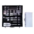 18pcs BBQ tool set with case