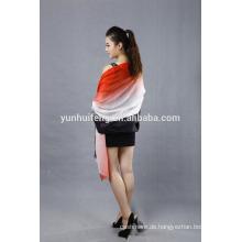 innere Mongolei gefärbt wool.pashmina Schal
