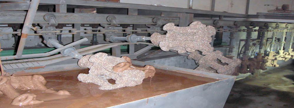 Investment Casting Facility(1)