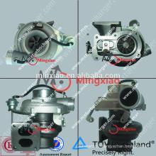 Turbocharger SK460-8 SK480-8 P11C VA570100 24100-4480C 17201-E0230 S1760-E0121 S1760-E0120