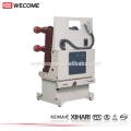Disyuntor de vacío interior VD4 40.5 del voltaje medio 3 de Pole 33KV