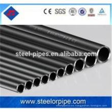Tubo de acero sin costura de pared gruesa de alta precisión fabricado en China