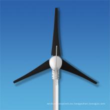 Sistema eléctrico de la Casa Solar híbrido, sistema casero Solar del viento