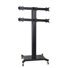 "Public TV Floor Stand 6-Monitor 10-24"" (AVD 006F)"