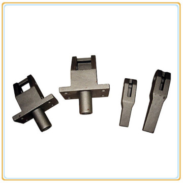 precision steel lost wax casting parts
