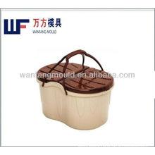 plastic picnic basket mould