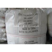 Cloreto de zinco Zncl2 98%