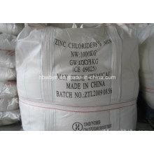 Хлорид цинка Zncl2 98%