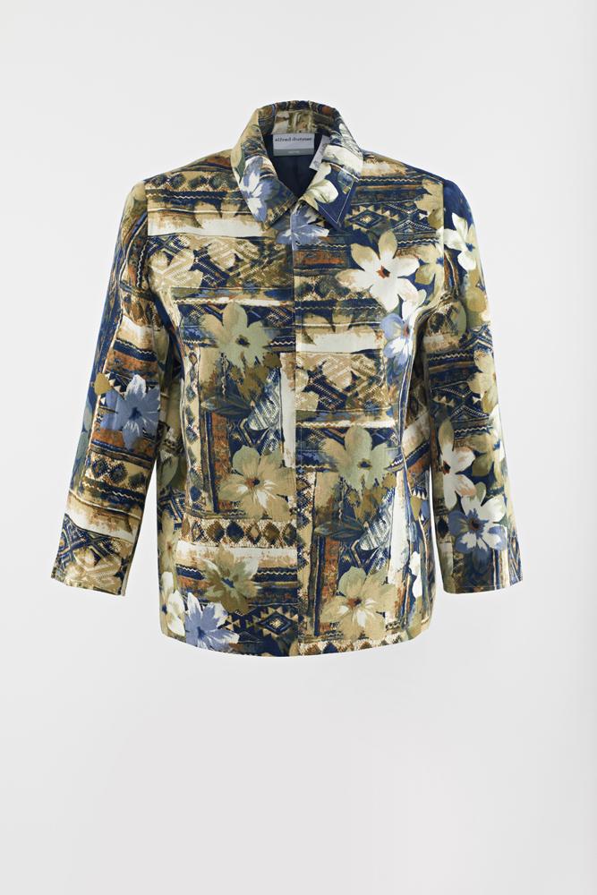polyester peach jacket