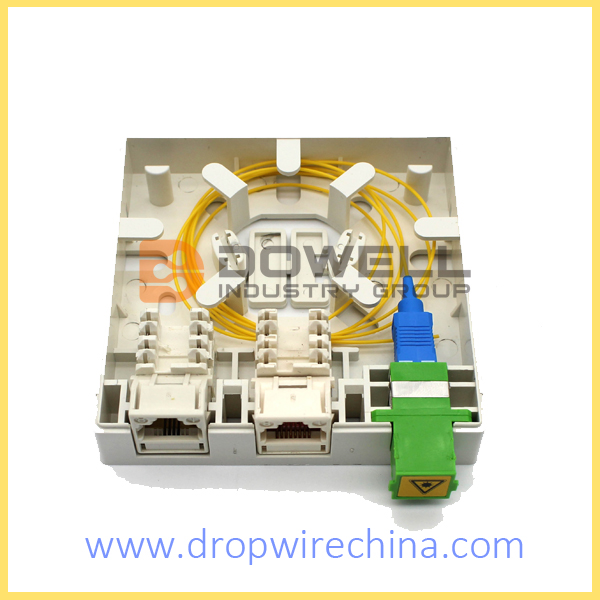 LC Fiber Optic Socket
