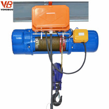 10 ton electric wire rope hoist price in China